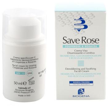 Biogena Save Rose - Дневной крем против купероза (50мл.)