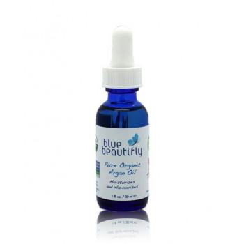 Blue Beautifly Pure Organic Argan Oil - 100% Органическое аргановое масло (30мл.)