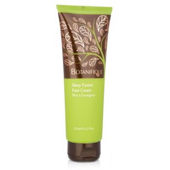 Botanifique Deep Fusion Foot Cream Mint & Eucalyptus - Крем для ног мята и эвкалипт (125мл.)