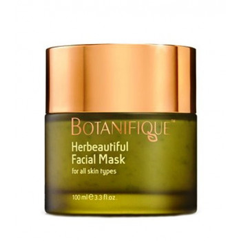Botanifique Herbeautiful Facial Mask for all skin types - Маска для лица с травами и маслами (100мл.)