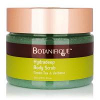 Botanifique HYDRADEEP BODY SCRUB GREEN TEA AND VERBENA  - Скраб для тела зеленый чай и вербена (350мл.)
