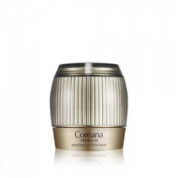 Coreana Premium - Увлажняющий крем (50мл.)