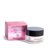 DERMATIME CAVIAR DELIGHT Ageless Day Cream SPF 15 - Омолаживающий дневной крем (50мл.)