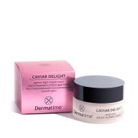 DERMATIME CAVIAR DELIGHT Ageless Night Repair Cream - Восстанавливающий омолаживающий ночной крем (50мл.)