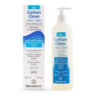 DERMATIME COTTON CLEAN Foamy Cleansing Gel - Пенящийся гель для умывания (200мл.)