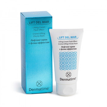 DERMATIME LIFT DEL MAR Lifting Cream Flash Effect - Лифтинг-крем с флэш-эффектом (50мл.)