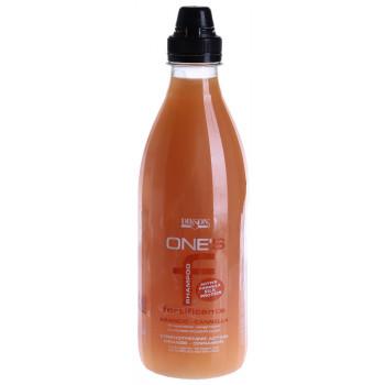 Dikson ONE'S SAMPOO FORTIFICANTE - Укрепляющий шампунь с гидрализованными протеинами риса для нормальных волос (1000мл.)