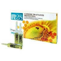 DIKSON P.R.25 РАРРА REALE - Комплекс для волос и кожи головы с пчелиным молочком  (10 апм. по 10 мл.)