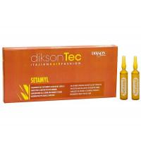 Dikson SETAMYL - Ампульное средство при любой щелочной обработке волос (12амп. по 12мл.)