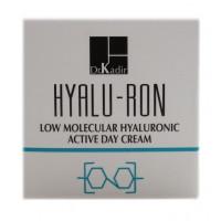 Dr.Kadir Hyalu-Ron Low Molecular Hyaluronic Active Nourishing Cream - Гиалуроновый активный питательный крем (50мл.)
