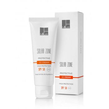 Solar Zone Protective CC Cream SPF 50 - Защитный крем с тоном SPF 50 (75мл.)