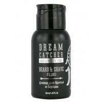 DREAM CATCHER Beard & shave fluid УНИВЕРСАЛЬНЫЙ - Флюид для бритья и бороды (50мл.)