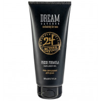 DREAM CATCHER Fresh formula 24 active Hair&body gel - Гель-дезодорант для душа (200мл.)