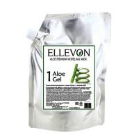 Ellevon - Премиум Альгинатная маска с алоэ  (гель + коллаген) 1000мл.+100мл