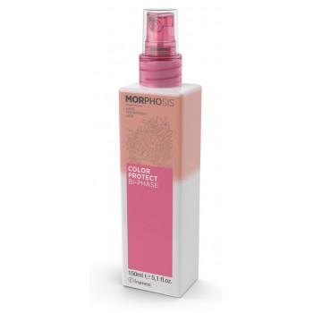 Framesi MORPHOSIS COLOR PROTECT BI-PHASE - Двухфазный спрей для волос (150мл.)