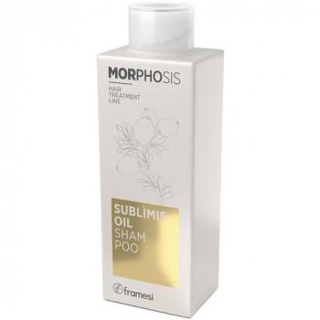 Framesi MORPHOSIS SUBLIMIS OIL - Шампунь для волос на основе арганового масла (250мл.)