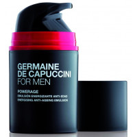 GERMAINE de CAPUCCINI For Men Powerage - Омолаживающая эмульсия (50мл.)