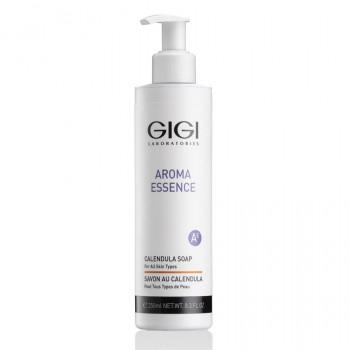 "GIGI AROMA ESSENCE Soap Calendula for all skin - Мыло ""Календула"" для всех типов кожи (250мл.)"