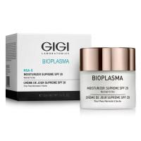 GIGI BIOPLASMA Moisturizer Supreme SPF 20 - Крем увлажняющий для нормальной и сухой кожи с SPF 20 (50мл)