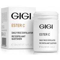 GIGI ESTER C Daily RICE Exfoliator - Эксфолиант для очищения и микрошлифовки кожи (50мл)