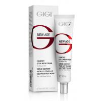 GIGI NEW AGE Comfort Eye&Neck cream - Крем-комфорт для век и шеи (50мл)