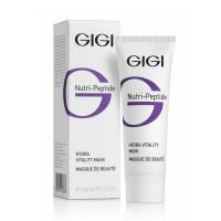 GIGI Nutri Peptide Hydra Vitality Beauty Mask - Пептидная увлажняющая маска красоты (50мл)