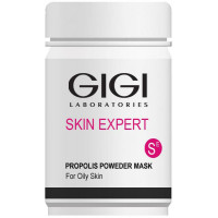 GIGI Out Serial Propolis powder - Прополисная пудра антисептическая (50мл.)