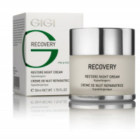 GIGI RECOVERY Restore Night Cream - Восстанавливающий ночной крем (50мл)