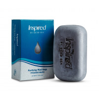 Inspired Purifying Mud Soap - Грязевое Мыло (125гр.)
