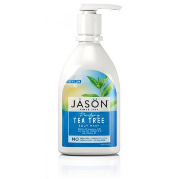 """Jason Tea Tree Body Wash - Жидкое мыло для тела """"Чайное Дерево"""" (887мл.)"""