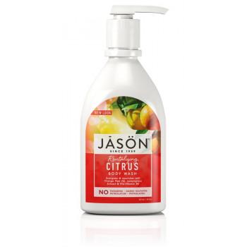 """Jason Citrus Body Wash - Жидкое мыло для тела """"Цитрус"""" (887мл.)"""