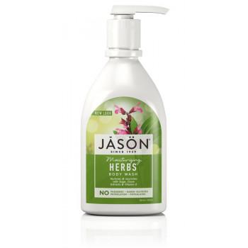 "Jason Herbal Body Wash - Жидкое мыло для тела ""Травы"" (887мл.)"