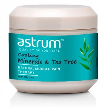 Aroma Naturals (Astrum) - Минеральный гель с маслом чайного дерева (227гр.)