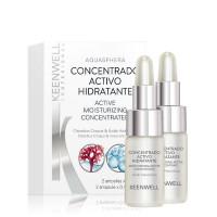 Keenwell Aquasphera Concentrado Activo Hidratante – Активный увлажняющий концентрат (2x4мл.)