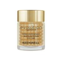 Keenwell Evolution Sphere Hydro-Antioxidant Multifunctional Eye Care - Увлажняющий антиоксидантный мультифункциональный комплекс для контура глаз (15мл.)