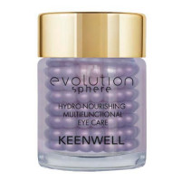 Keenwell Evolution Sphere Hydro-Nourishing Multifunctional Eye Care - Увлажняющий питательный мультифункциональный комплекс для контура глаз (15мл.)