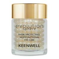 Keenwell Evolution Sphere Hydro-Protecting Multifunctional Eye Care - Увлажняющий защитный мультифункциональный комплекс для контура глаз (15мл.)