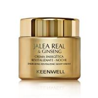 Keenwell Jalea Real and Ginseng Crema Energética Revitalizante – Noche – Энергетический ночной восстанавливающий крем (80мл.)