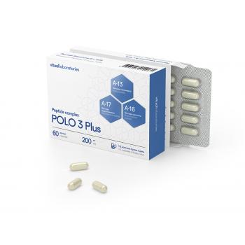 Пептиды Хавинсона - Пептидный комплекс Polo (60шт.)