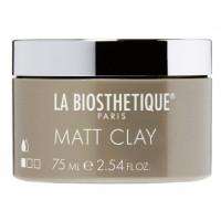 La Biosthetique Matt Clay - Структурирующая и моделирующая паста для матовых образов (75мл.)