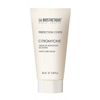 La Biosthetique Methode ANTI-AGE Citromycine Hand care cream - Интенсивный восстанавливающий крем для рук с витаминами и маслами герани и лимона (50мл.)