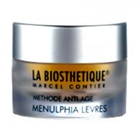 La Biosthetique Methode ANTI-AGE Menulphia Levres Anti-ageing lip care - Восстанавливающий защитный крем для губ (30мл.)