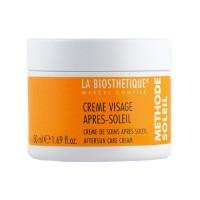 La Biosthetique Methode SOLEIL Creme Apres Soleil Visage - Успокаивающий  увлажняющий крем для поврежденной солнцем кожи лица (50мл.)
