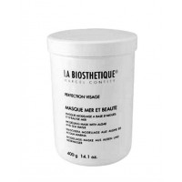 La Biosthetique PERFECTION VISAGE Masque Mer Et Beaute - Моделирующая маска для профессионального ухода за лицом и телом на основе водорослей (400гр.)