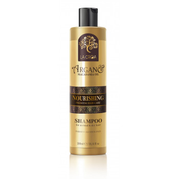 La Croa - Питательный шампунь для нормальных и сухих волос (300мл.)