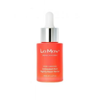 La Mav - Восстанавливающий ночной нектар с антиоксидантами (30мл.)