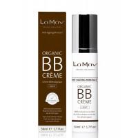 La Mav Certified Organic BB Creme - Антиэйдж BB крем Light (50мл.)