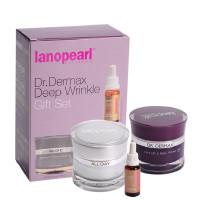 lanopearl Dr.Dermax Deep Wrinkle - Набор от глубоких морщин (50мл, 50мл, 25мл.)