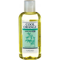 Lebel COOL ORANGE HAIR SOAP SUPER COOL - Шампунь для волос  (600мл.)