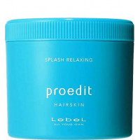 Lebel PROEDIT HAIRSKIN SPLASH RELAXING - Крем для волос (360гр.)